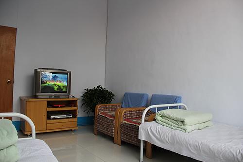 康复休息室之一